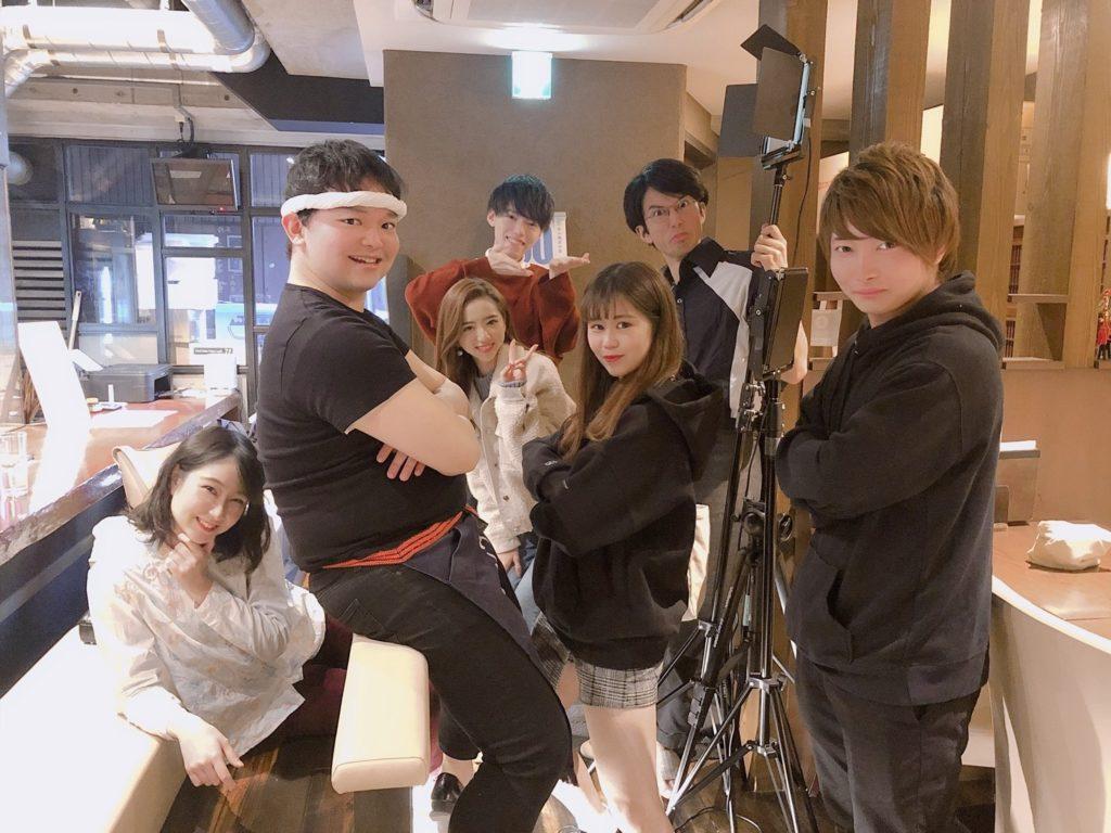 明治大学情報局 明治大学生 明治大学 明大生 学生映像チームNext Film Next Film 学生映像チーム